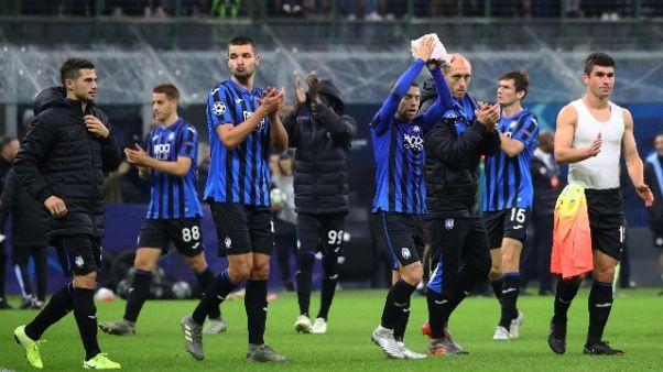 Atalanta: Stromberg, Champions difficile