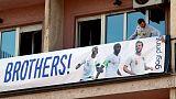 'Welcome Bro' Kosovo tells Sterling