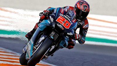 Moto Gp: Valencia, pole di Quartararo