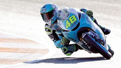 Moto: Valencia, pole di Migno in Moto 3