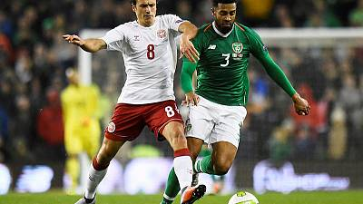 Denmark out to win on familiar Irish turf