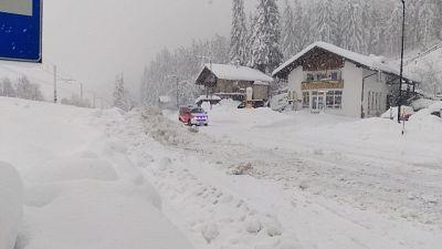 Maltempo:in Alto Adige stato pre-allarme