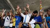 Venezuela opposition rallies to revive stalled effort to oust Maduro
