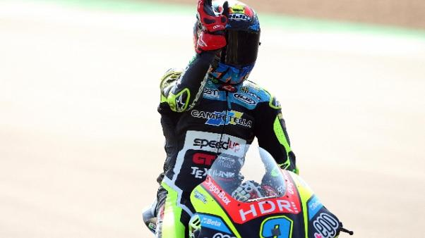 Gp Valencia: pole di Navarro in Moto2