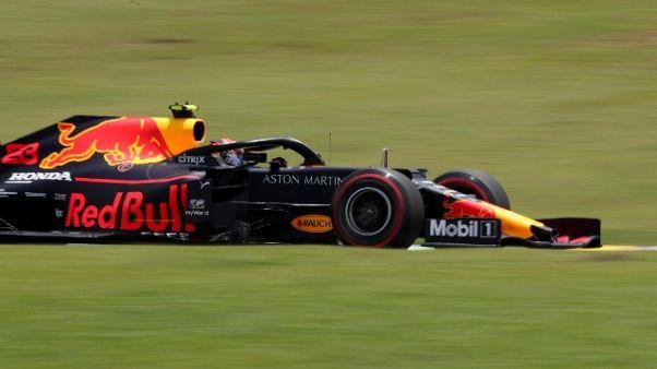 Gp Brasile: pole Verstappen, 2/o Vettel