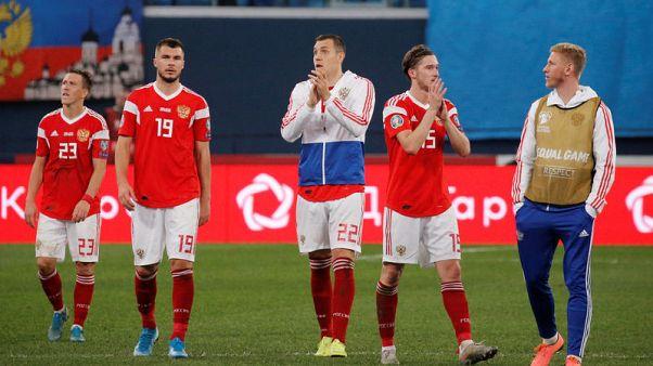 Hazard brothers shine as Belgium thump Russia 4-1