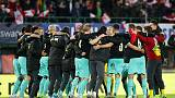Austria beat North Macedonia to qualify for Euro 2020