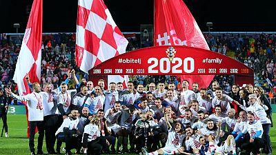 Croatia reach Euro 2020 with 3-1 win over Slovakia