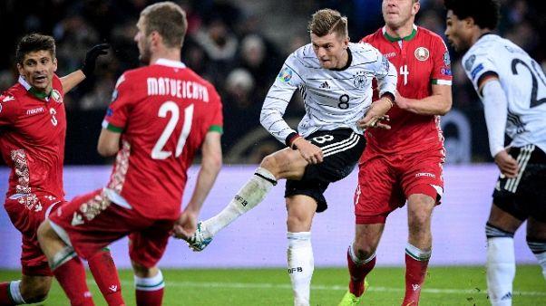 Germania e Olanda vanno a Euro 2020
