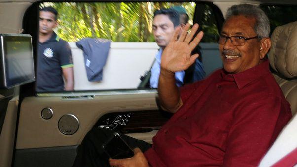 Sri Lanka strongman Rajapaksa wins presidency by big margin
