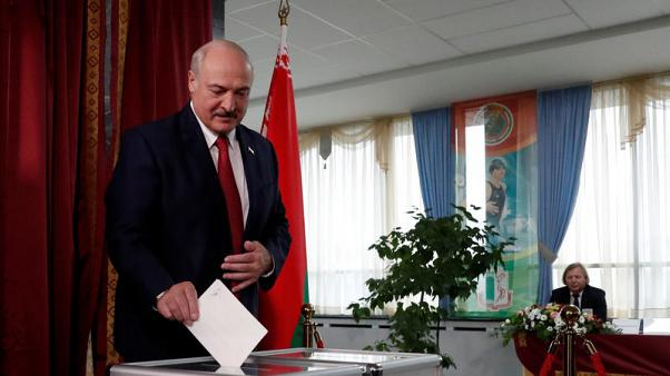 Belarus holds parliamentary election as strongman leader keeps grip