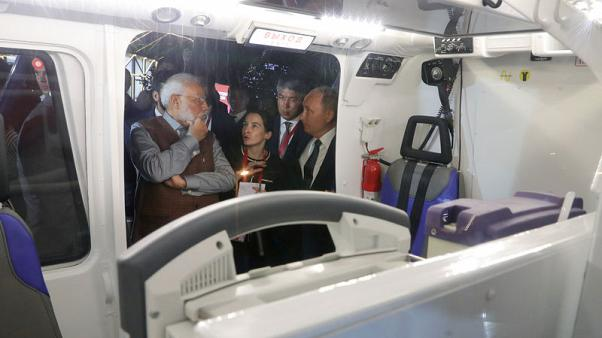 Russia says India delaying signing helicopters deal - executive
