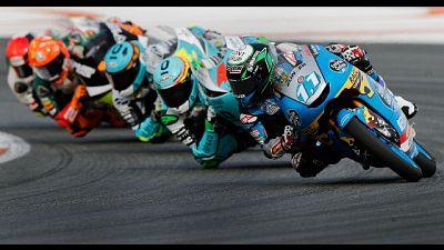 Moto: Valencia, Garcia vince nella Moto3
