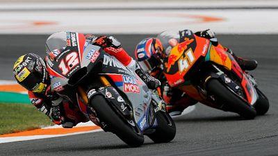 Moto: Valencia, Binder vince nella Moto2