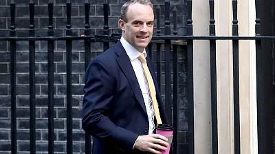 Raab - not 'remotely likely' Britain leaves EU without trade deal