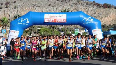 Maratona Palermo, è trionfo del Kenya