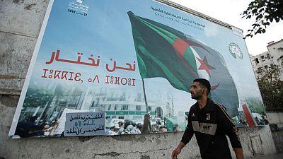 Algerian protesters attack 'garbage' presidential campaign