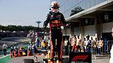 F1: Brasile, Verstappen subito in testa