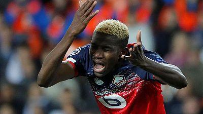 Osimhen double boosts Nigeria, Diedhiou hat-trick lifts Senegal