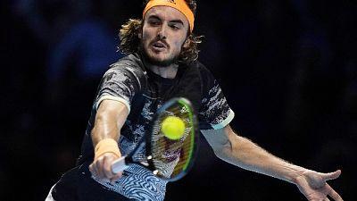 Tennis: Tsitsipas vince Atp Finals