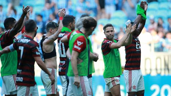 Flamengo beat Gremio 1-0 as Serie A title looms closer