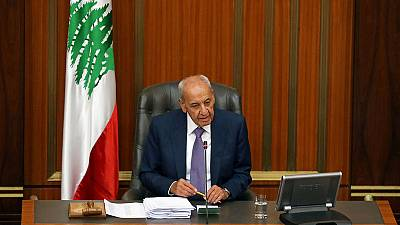Lebanon is a sinking ship, parliament speaker warns