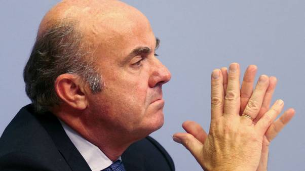 Low ECB rates will further weigh on bank profits: de Guindos