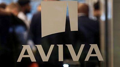 Britain's Aviva to retain Singapore, China operations