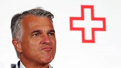 UBS Chief Ermotti wants to stay until 2021 - report