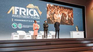 Africa Investment Forum 2019 - Promises made, promises kept:  Champions share why investments benefit women