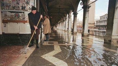 Venezia:peggio alle spalle,100cm alle 13