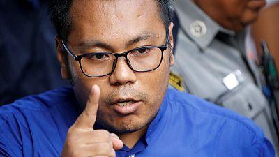 Myanmar judge extends sentences for poets jailed for mocking military