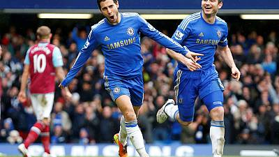 Hazard praises Lampard's early managerial success at Chelsea