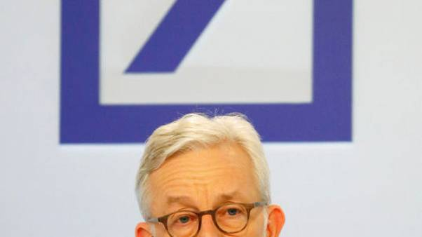 Deutsche Bank more likely to consolidate at European level, deputy CEO says