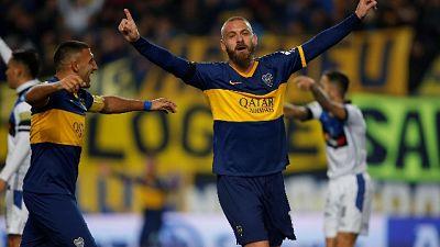 Argentina, De Rossi rinnova con il Boca