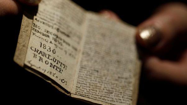 Bronte museum pays 780,000 euros at auction for miniature manuscript