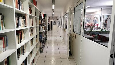 Detenuto riapre biblioteca a Lavagna