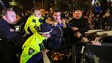 Police in Georgia detain protesters demanding early election