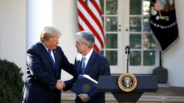 Trump and Powell met Monday at White House to discuss economy