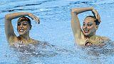 Nuoto: azzurre sincro in video Antonacci