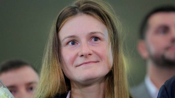Russia offers job to Maria Butina, woman convicted by U.S. of being an agent