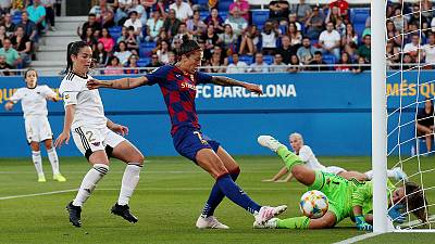 Spanish women's soccer players agree to suspend strike