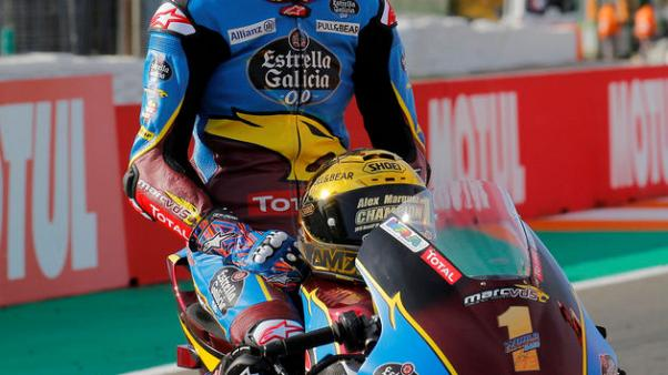 Motorcycling - Team Marquez as Alex joins brother Marc at Honda