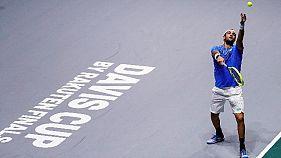 Coppa Davis: Italia-Canada 0-2