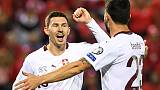 Euro 2020: passano Svizzera e Danimarca