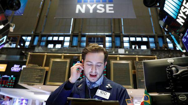 Oversupply angst drags oil lower, stocks drift near highs