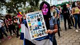 Nicaraguan police accuse anti-government protesters of planning terrorist attacks