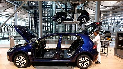 European car sales up 8.6% in October, driven by Volkswagen rebound - ACEA