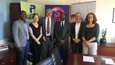 A strong partnership for financial inclusion in Namibia: German development bank KfW and NamPost intensify their cooperation to support SMEs and households in rural areas