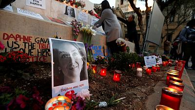 Malta PM says will recommend pardon for suspected middleman in journalists murder